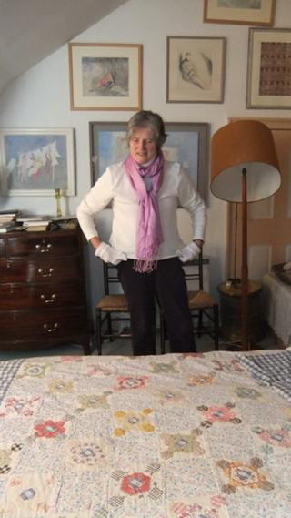 Diana Boston at Green Knowe