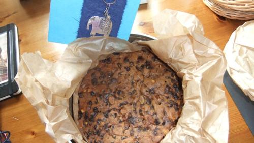 Maggie and John's Port Eliot cake
