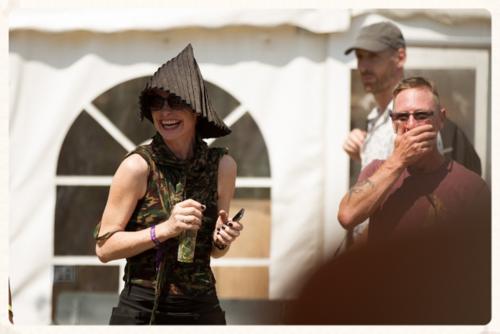 Port Eliot 2014 Brian Selznick & Sandy Powell
