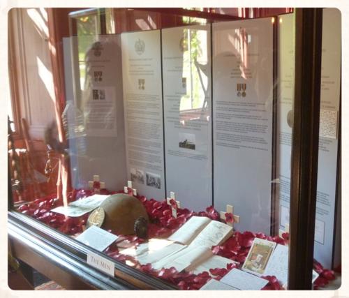 PE 2014 WW1 Display 1