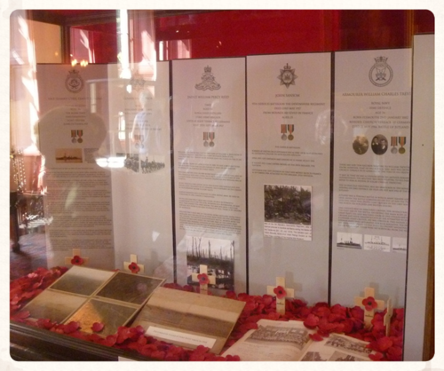 PE 2014 WWI  Display 2