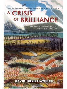 A Crisis of Brilliance ~ David Boyd Haycock