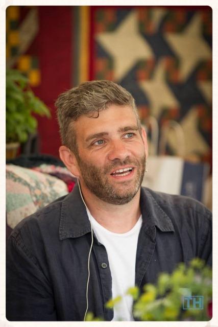Richard Benson - Port Eliot Festival 2014