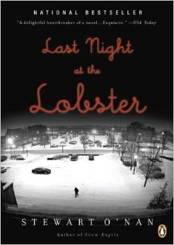 Last Night at the Lobster ~ Stewart O'Nan