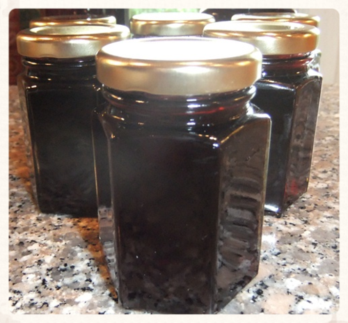 Spiced Bramble Jelly