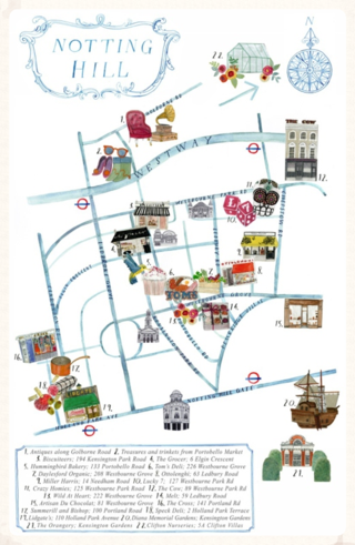 Pe 2014 idler academy Notting-Hill-map