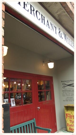 Merchant & Mills. Rye
