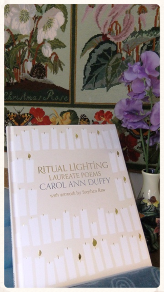 Ritual Lighting ~ Carol Ann Duffy
