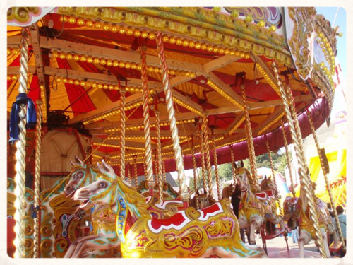 The Golden Gallopers