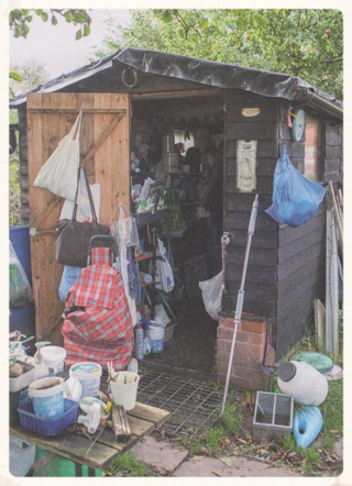 Alison's Shed