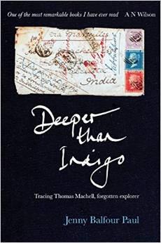 Deeper Than Indigo ~ Jenny Balfour-Paul