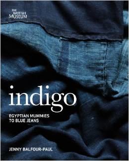 Indigo ~ Jenny Balfour-Paul