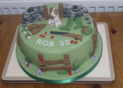The GK's cake