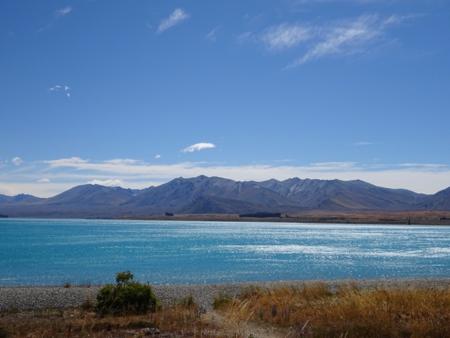 NZ 2016  LAKE TEKAPO