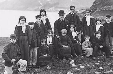 St Kilda children
