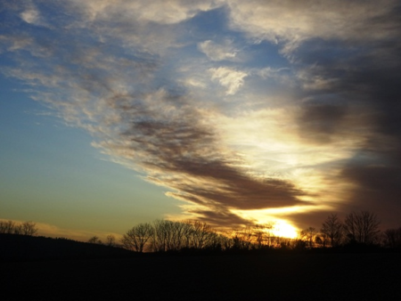 APRIL 16 SUNSET 2