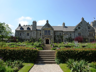 May 16 Cotehele