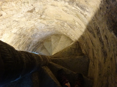 June 16 Tower steps Tavistock