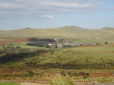 Merrivale, Dartmoor