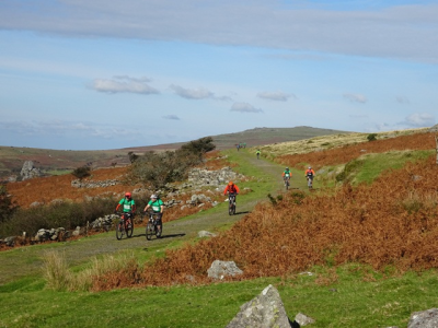 Oct 16 Tour de Moor