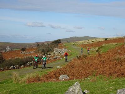 Oct 16 Tour de Moor