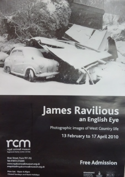 James Ravilious Exhibition 2010