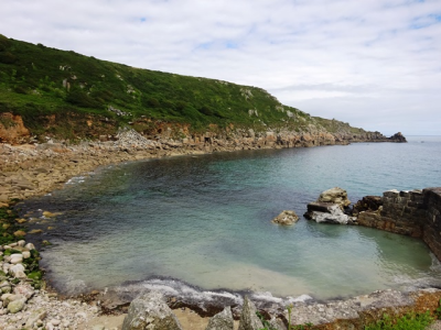 JUNE 17 LAMORNA COVE
