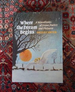 Where the Dream Begins ~ Brian Carter