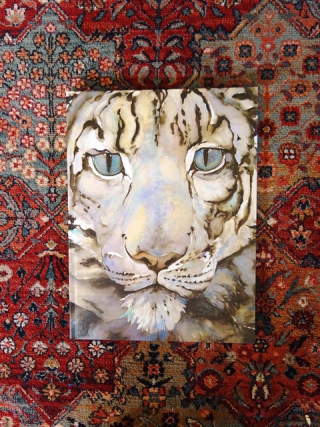 The Snow Leopard ~ Jackie Morris