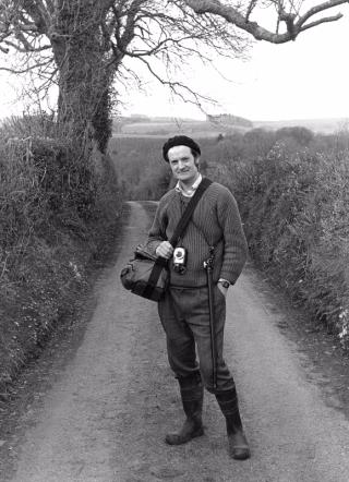 James Ravilious © Chris Chapman 1986