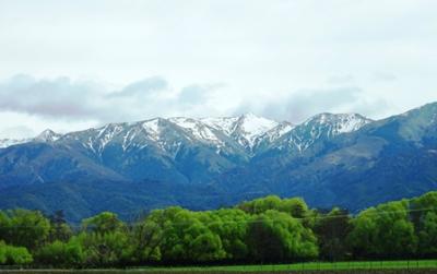 Nz 17 hanmer mountains