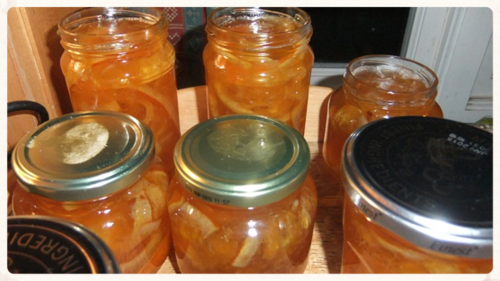 Lady Churchill's Marmalade