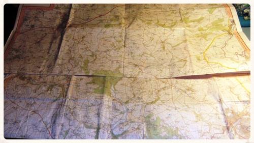 Tamar Map fight