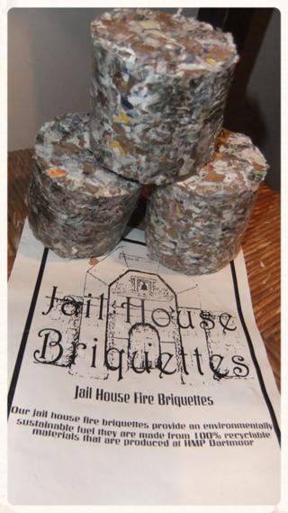 Jail House Briquettes