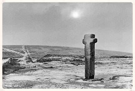 Syward's Cross, Dartmoor copyright Chris Chapman