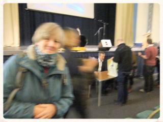 Me and Chris Hadfield...sort of