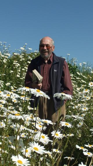 The Tinker in his garden June 2014