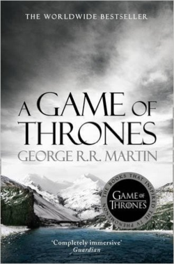 A Game of Thrones ~ George R.R.Martin