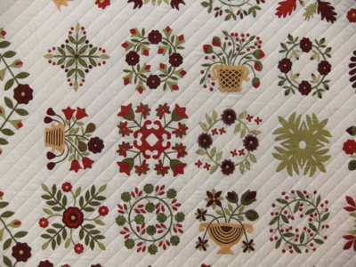 Festival of Quilts, 2015