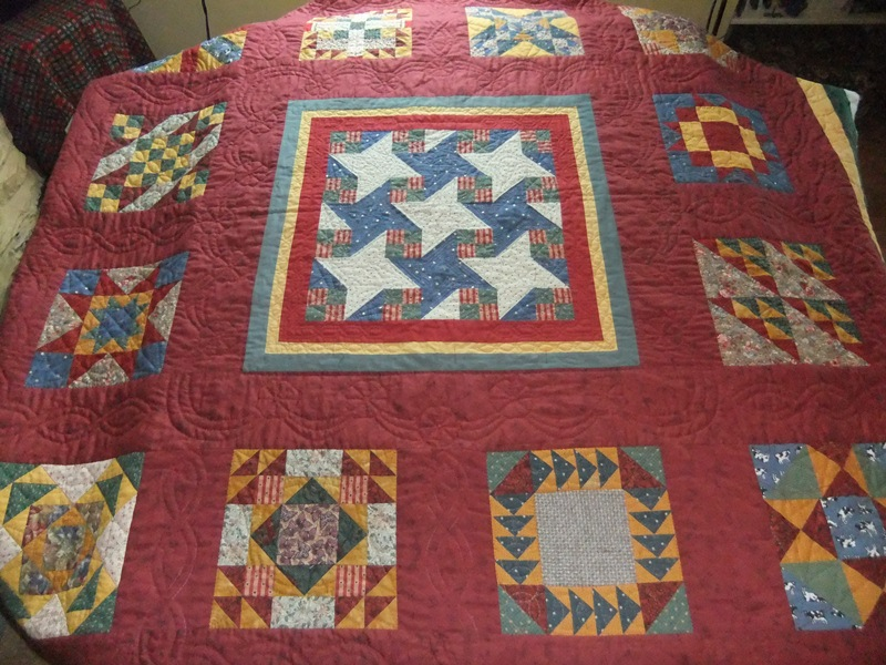 Aug 15 millquilt almost