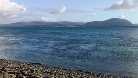 Orkney 2012 beach + hoy + water + best