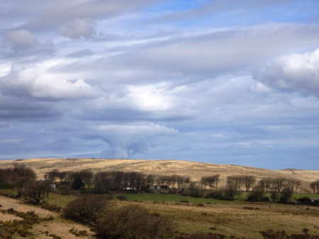 APRIL 16 DARTMOOR CLOUD 1