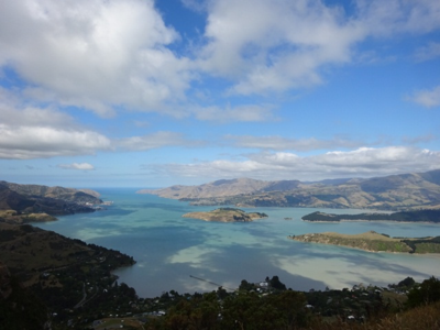 NZ 2016 View from the Port Hills, Christchurch
