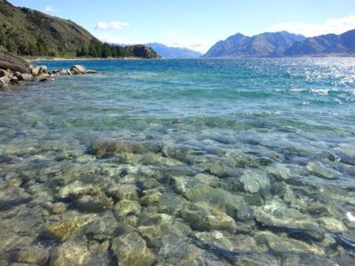 NZ 2016 Lake Hawea
