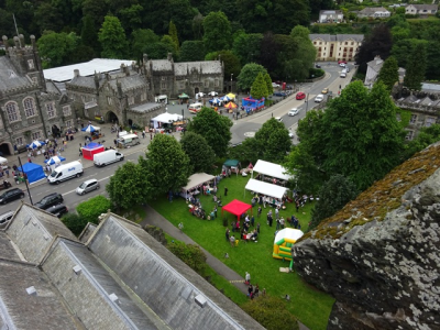 Tavistock from the Tower