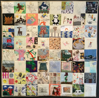 The Stories of Childhood Quilt