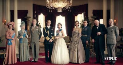 The crown cast 2