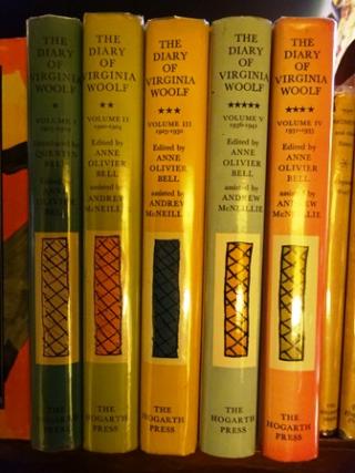 The Diaries of Virginia Woolf