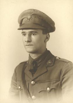 RC SHERRIFF  1917 (SHC ref 2332/6/4/2/2/1)