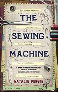 The Sewing Machine ~ Natalie Fergie